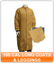 100 cal Long Coats & Leggings
