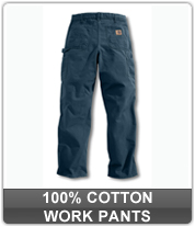 100% Cotton Work Pants