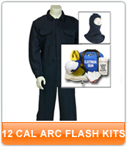 12 cal Arc Flash Kits