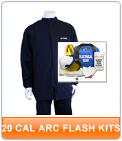 20 cal Arc Flash Kits