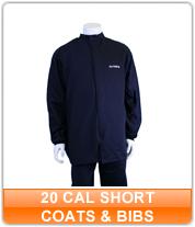 20 cal Short Coats & Bibs