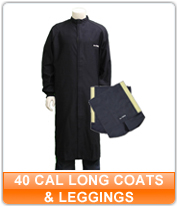 40 cal Long Coats & Leggings