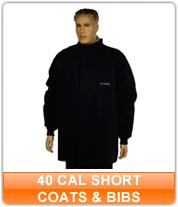 40 cal Short Coats & Bibs