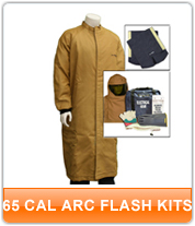 65 cal Arc Flash Kits