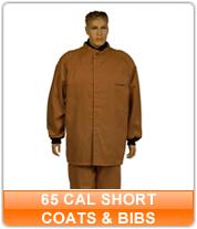 65 cal Short Coats & Bibs