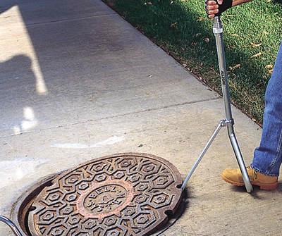 Manhole Lid Lifters