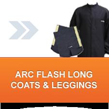 Arc Flash Long Coats & Leggings