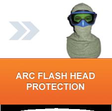 Arc Flash Head Protection