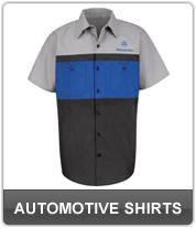 Men's Automotive Shirts