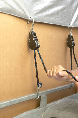 Rope Ratchet System