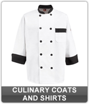 Culinary Coats and Shirts | Chef Coats