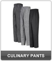 Culinary Pants