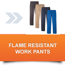 Flame Resistant Work Pants