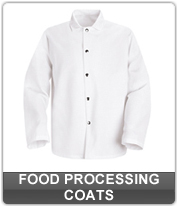 Food Processing Coats