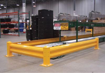 Guardrail Barriers