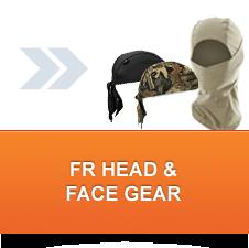 FR Head Gear