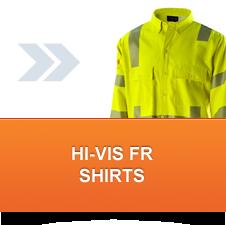 Hi-Vis FR Shirts
