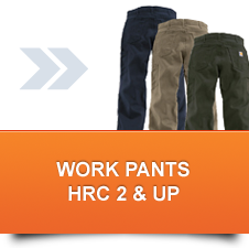 FR Work Pants HRC 2 and Up