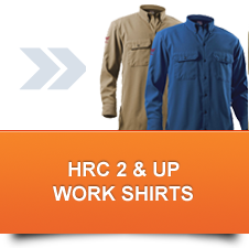 FR Work Shirts HRC 2 and Up
