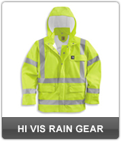 Men's Hi Vis Rain Gear