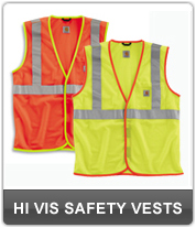 Men's Hi Vis Safety Vests
