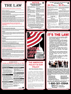 Misc Labor Law Posters