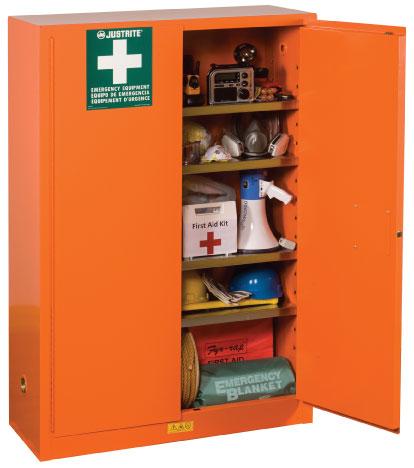 PPE Supplies Storage Cabinet