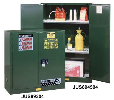Pesticide Storage