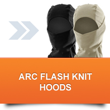 Arc Flash Knit Hoods