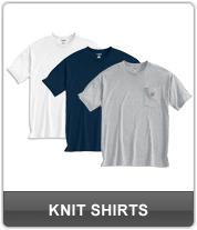 Men's Knit Shirts