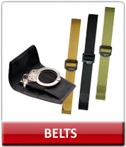 Law Enforcement Belts