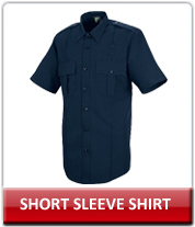 Law Enforcement Short Sleeve Button Front Shirts