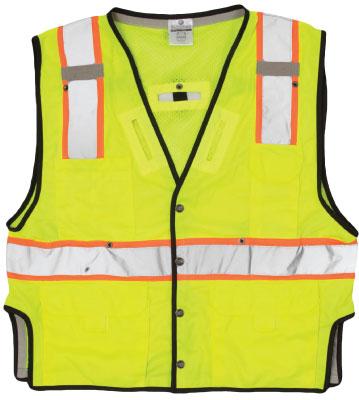 Hi-Viz Fall Protection Vest