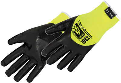 Needle-Stick Resistant Gloves