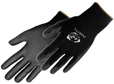 Palm Coated Polyurethane Gloves
