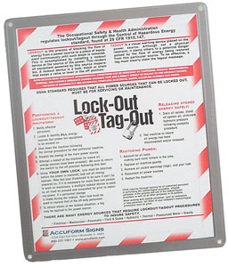 Snap Tight Lockout Procedures