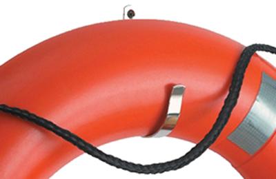 Stainless Steel Ring Buoy Bracket