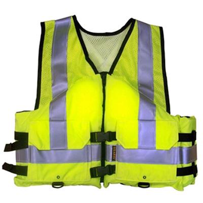 Hi-Viz Work Zone Gear Life Vest