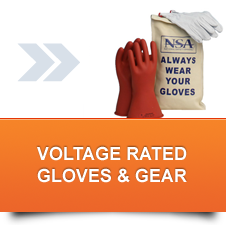 Voltage Rated Gloves & Gear