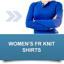 Women's Flame Resistant Knit Shirts