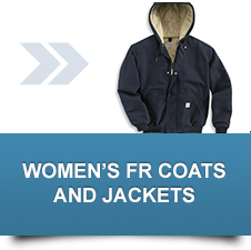 Women's Flame Resistant Coats and Jackets