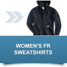 Women's Flame Resistant Sweatshirts
