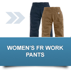Women's Flame Resistant Work Pants
