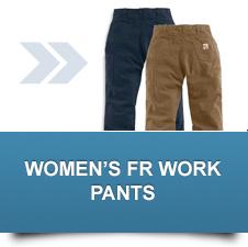 Women's Flame Resistant Work Pants