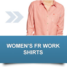 Women's Flame Resistant Work Shirts