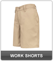 Women's Work Shorts