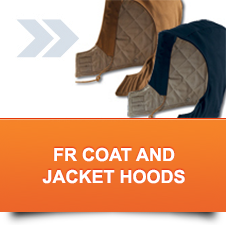 FR Coat and Jacket Hoods