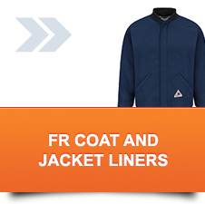 FR Coat and Jacket Liners