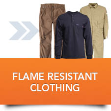 Flame Resistant Clothing