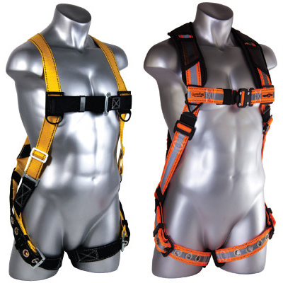 Full-Body Harnesses